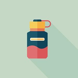 best water bottle icon